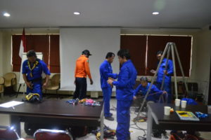 Rescue Confined Space Sertifikasi Kemenakertrans
