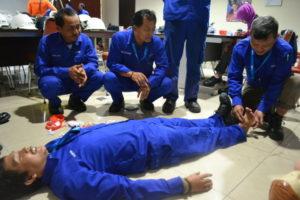 Rescue Confined Space Sertifikasi Kemenakertrans