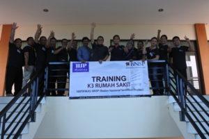 K3 rumah sakit Sertifikasi BNSP