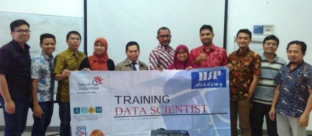 Training Data Scientist