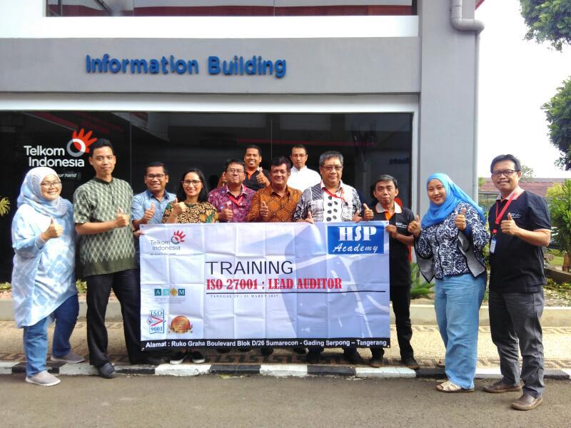 Training ISO 27001 : Lead Auditor